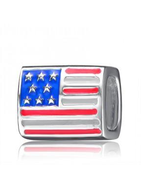 Charm Bandera U.S.A